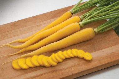 Yellowbunch - Pelleted (F1) Carrot Seed