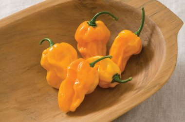 Numex Suave Orange - Habanero Pepper Seed