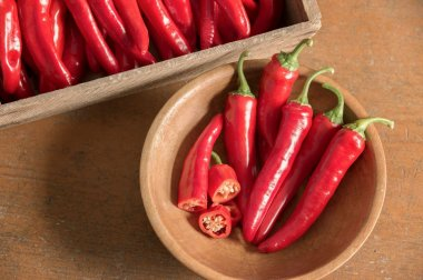 Red Ember - Organic Cayenne Pepper Seeds
