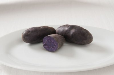 Magic Molly - Organic Purple Seed Potatoes