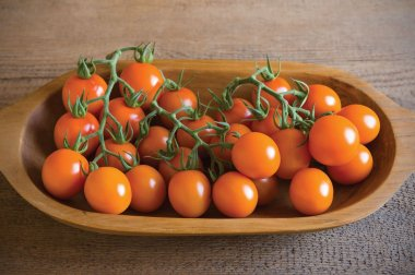 Clementine - Organic (F1) Tomato Seed